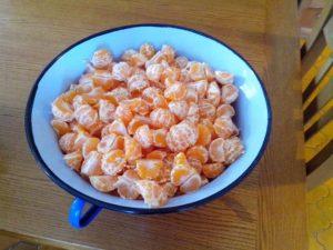 Savjeti za napraviti džem od mandarina