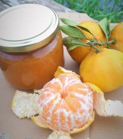 Marmelaa od mandarina