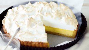 Lemon tart – Pita od limuna