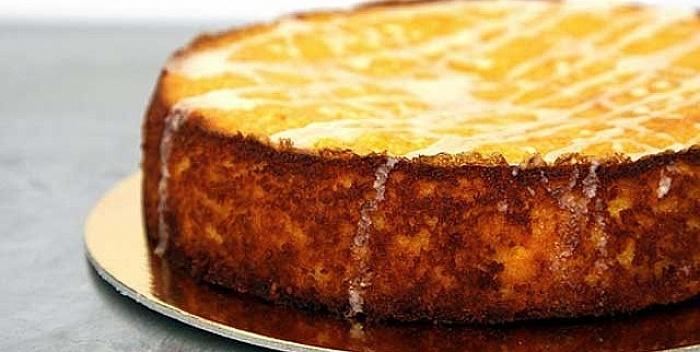 Jednostavani kolač s klementinama