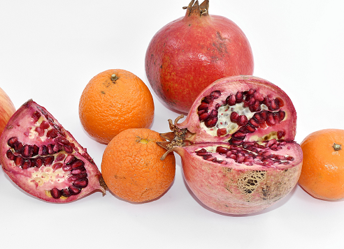 Mandarina/Šipak